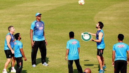 Bangladesh faces West Indies in 1st T20I Monday