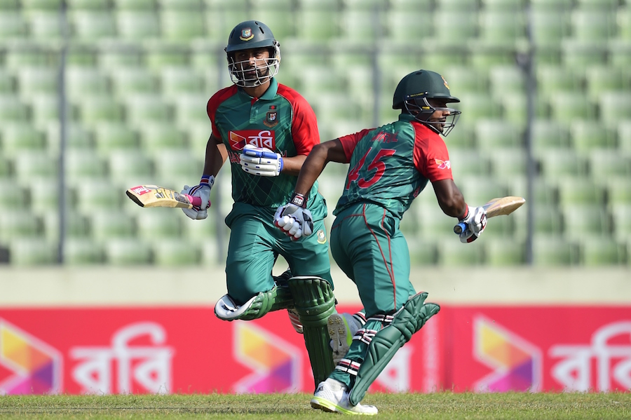 Bangladesh win toss, choose to bat against West Indies in first T20
