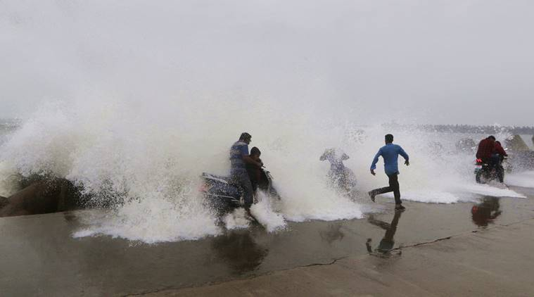 'Cyclone Phethai' intensifies, likely to hit India coast
