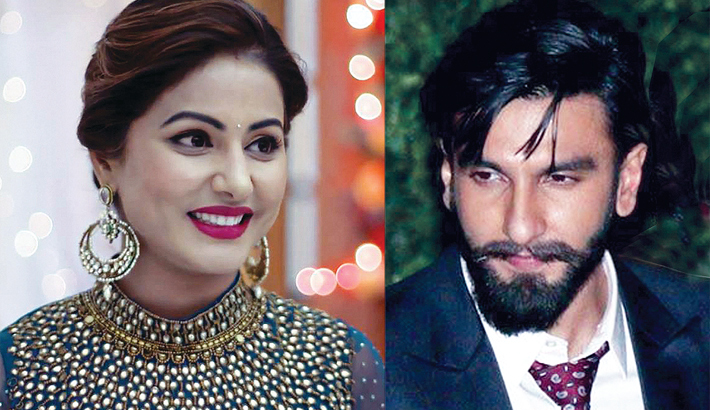 Hina praises Ranveer Singh for his chivalry