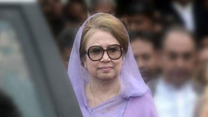 Khaleda's candidacy: Hearing adjourned for Tuesday