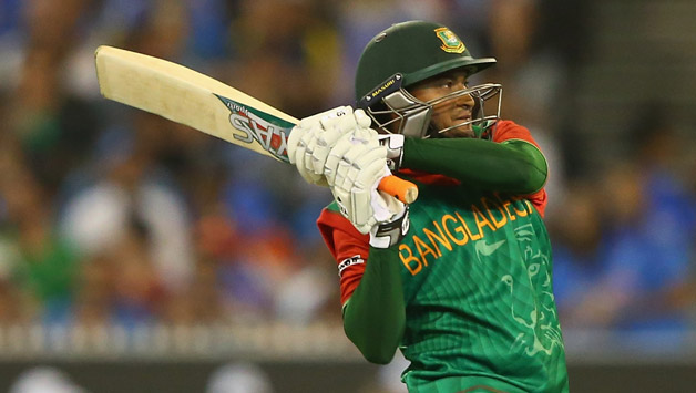 Short balls rattle Bangladesh for 129/10 in 1st T20I