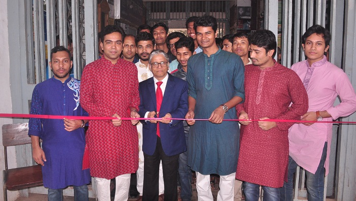 Photo exhibition on Victory Day held at DU