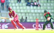 West Indies beat Bangladesh by 8-wicket in 1st T20I