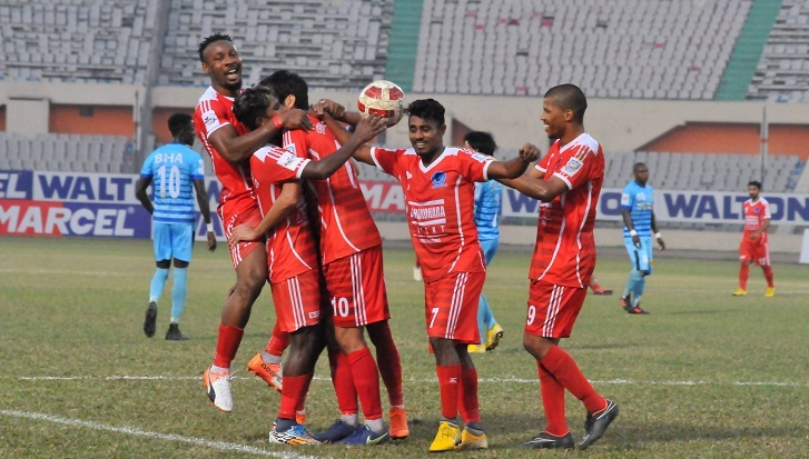 Brothers Union to play Sheikh Russel KC in 1st semifinal Wednesday