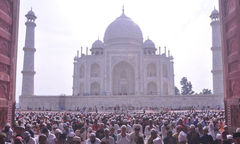 Taj Mahal entry fee hiked
