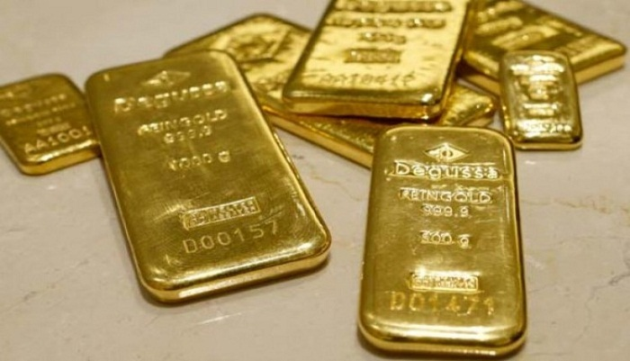 30 gold bars seized from Dhaka Airport
