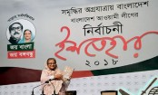 PM Sheikh Hasina floats AL manifesto for coming election