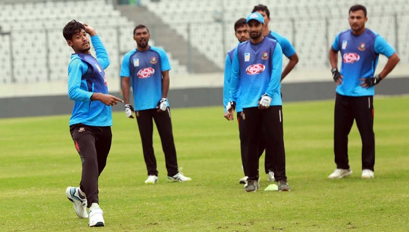 Bangladesh aim survival in T20 series against West Indies