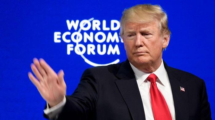 Trump will participate in World Economic Forum: White House