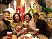 From the extraordinary to the ordinary: A story about KFC in China