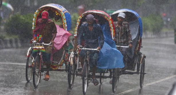 Light rain likely in Dhaka, Sylhet, Chattogram