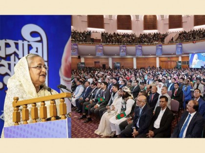 Businesses want Sheikh Hasina as prime minister for next term