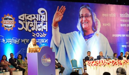 Conducive environment created for business: Prime Minister