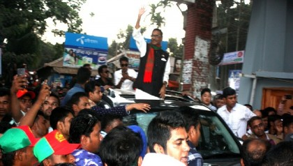 Hasina never reneges on promises: Quader