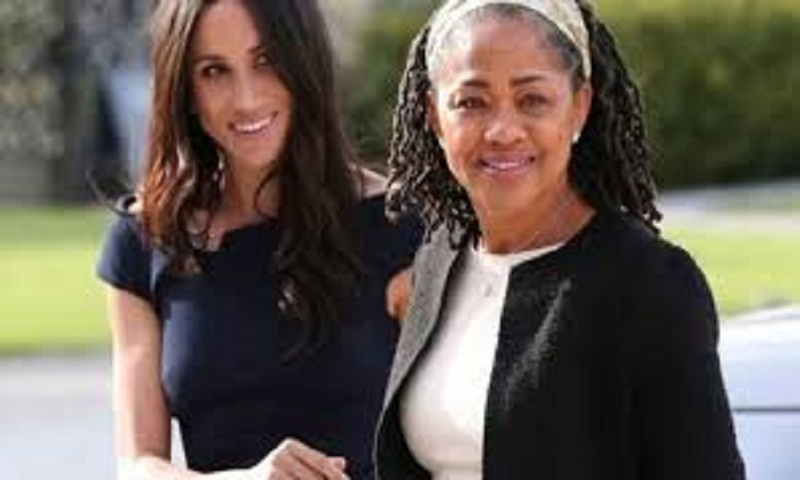 Meghan Markle's mother Doria Ragland won't be spending Christmas with the royals