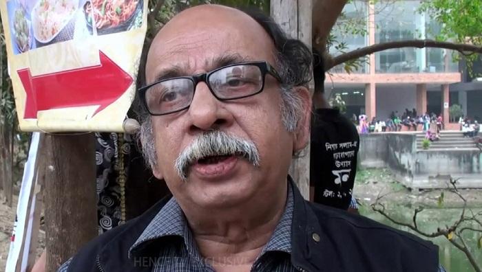 Habibullah Siraji joins as new DG of Bangla Academy
