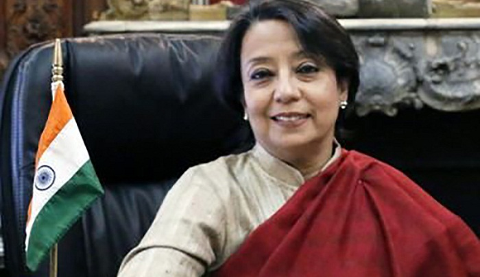 Riva Ganguly next Indian envoy to Bangladesh