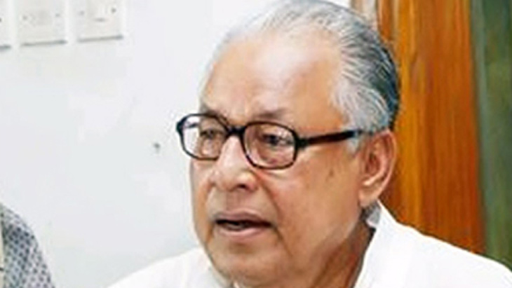 No Jamaat candidate in election, says Nazrul Islam