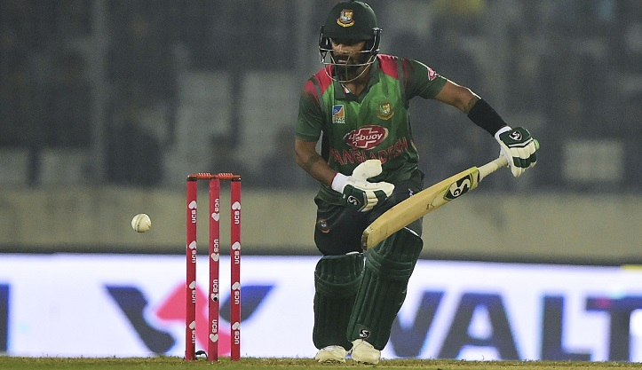 Bangladesh need 191 to clinch T20I series over Windies