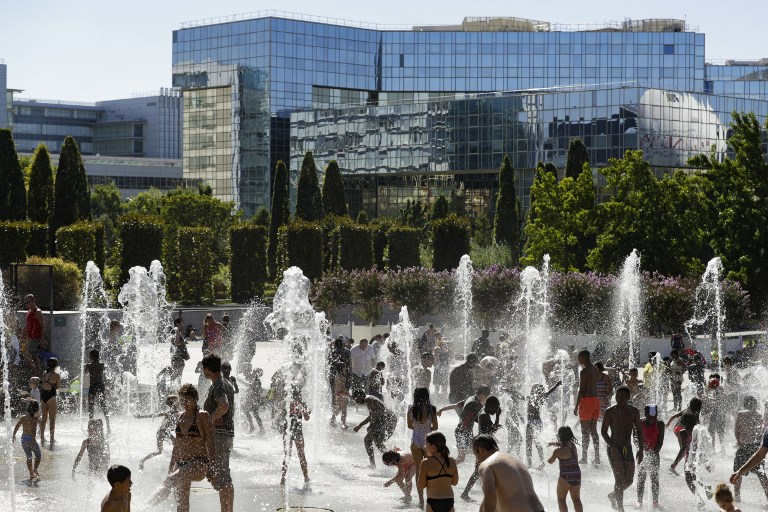 2018 hottest year for a century in France