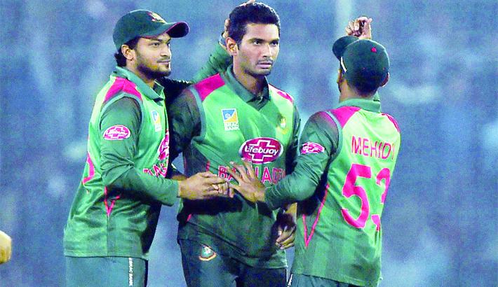 Windies thrash Bangladesh to clinch T20 series