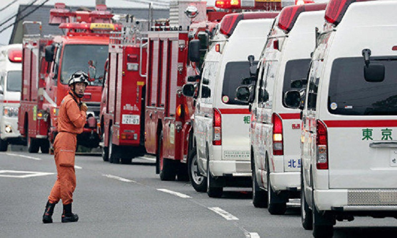 Multiple injured in explosion at restaurant in eastern Japan