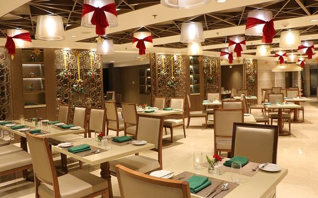 Christmas at Four Points by Sheraton Dhaka