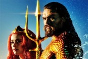 'Aquaman' makes a big splash to top N.American box office