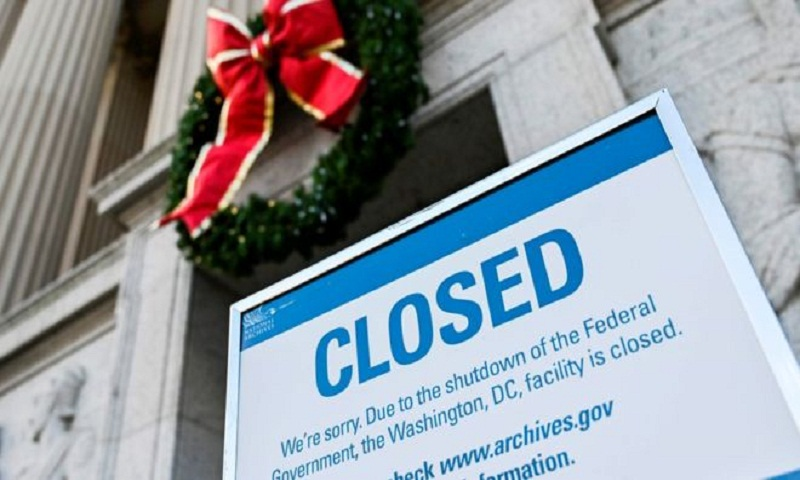 US shutdown could stretch into January, Trump aide warns