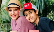 Sonali Bendre collaborates with son Ranveer Behl