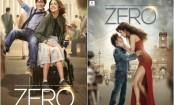 Shah Rukh Khan's Zero continues to struggle despite Christmas holidays
