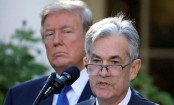 Trump savages Federal Reserve as stock plunge worsens