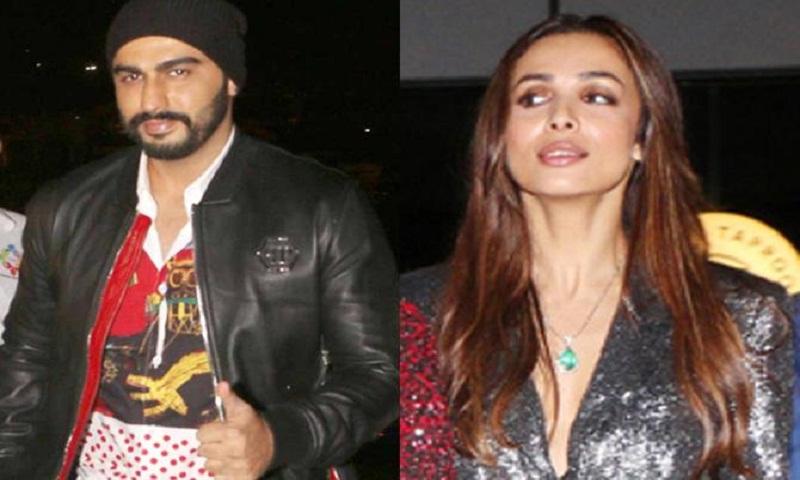 Arjun Kapoor attends Anil Kapoor's birthday bash with Malaika Arora