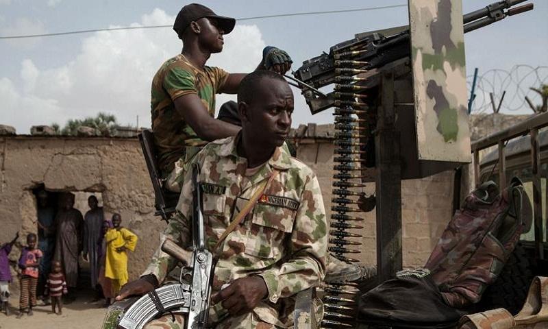 Nigeria says 14 military, police killed in Boko Haram ambush