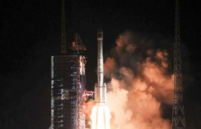 China launches telecommunication technology test satellite