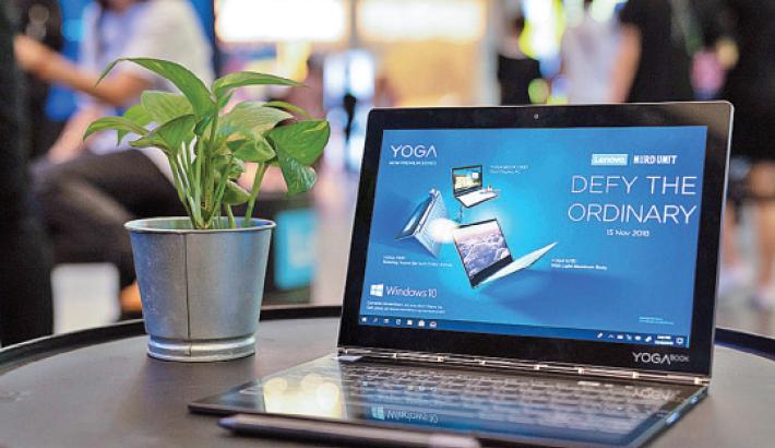 Lenovo Yoga Book C930: A Hybrid Tablet