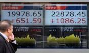 Asian markets meek after global turbulence
