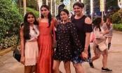 Janhvi Kapoor and Khushi plan surprise birthday for Anshula Kapoor in Singapore