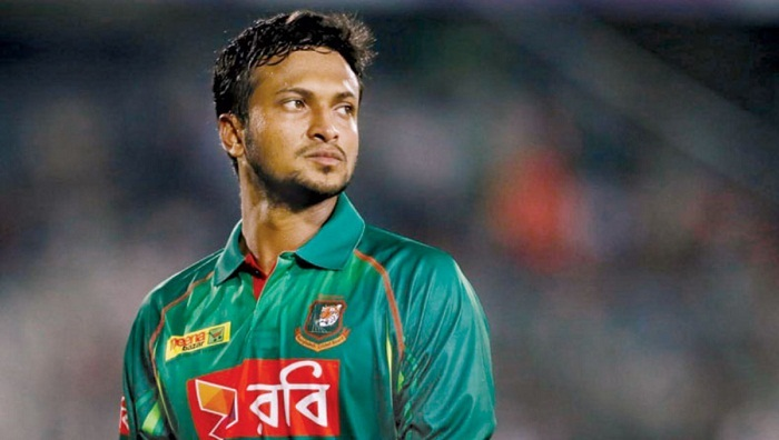 Shakib in Harsha Bhogle ODI XI of the year