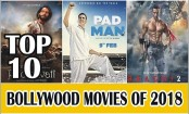 Bollywood top 10 movies on 2018!