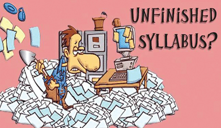 Syllabus-based system makes education ineffective