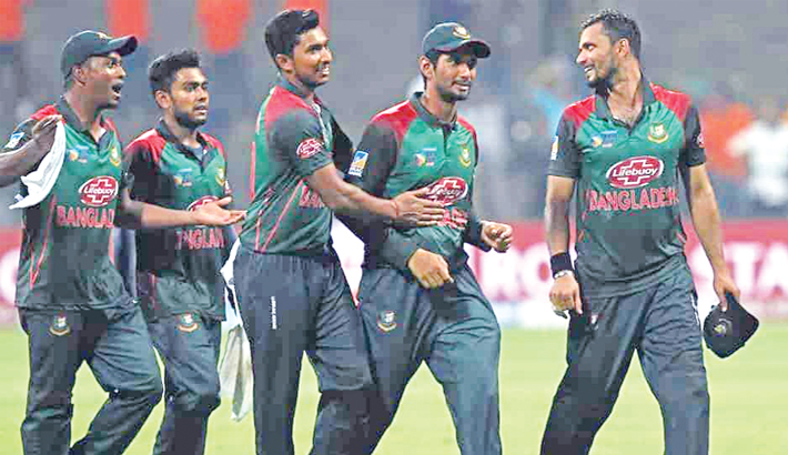 Tigers' best year ever, Mashrafe a true leader, Mahmudullah's six to remember and more!