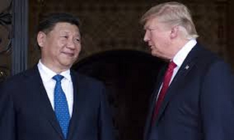 US-China trade: Trump touts progress in talks for deal