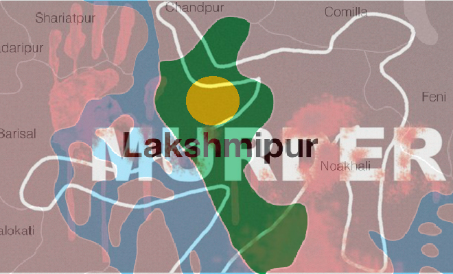 Bullet hit body recovered in Laxmipur