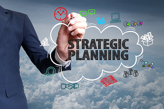 Strategic Planning:  A Catalyst to Win Competitive Advantage