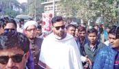 Dev of health, education will be given priority, says Mashrafe