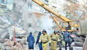 4 die, 70 missing in Russia  high-rise gas explosion