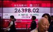 Hong Kong ends tough year with gains after Trump hails trade progress
