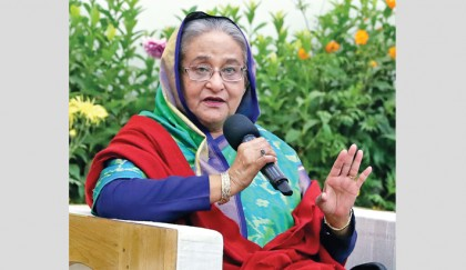 BNP invited its poll debacle: Hasina
